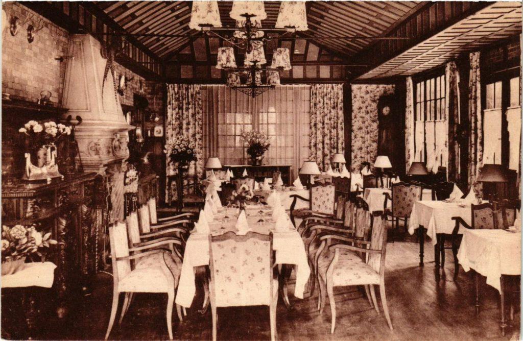 Comedor victoriano
