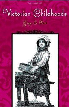 Libro sobre los niños de la época victoriana