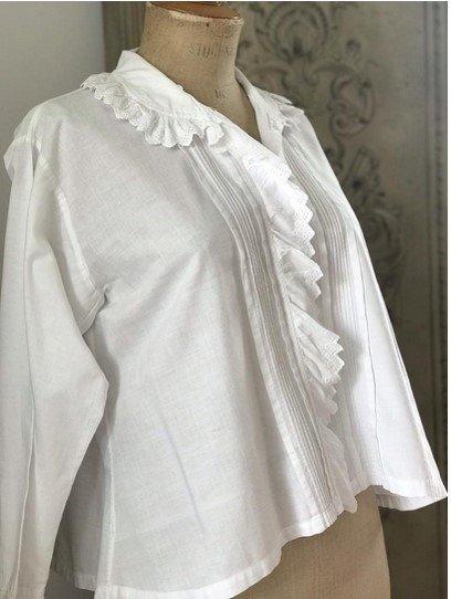 camisa victoriana original