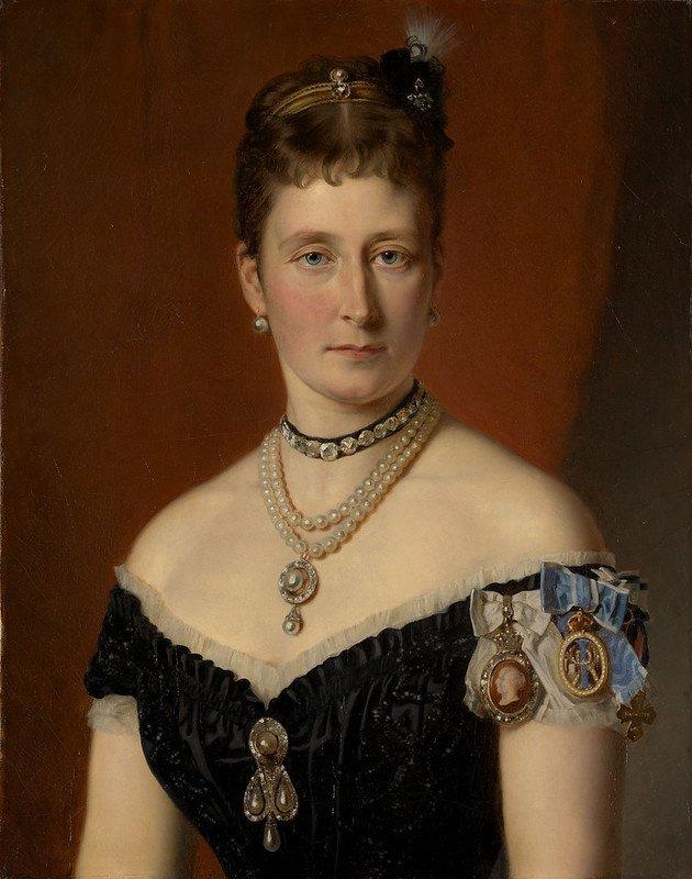 Hijos de la reina Victoria - Alicia