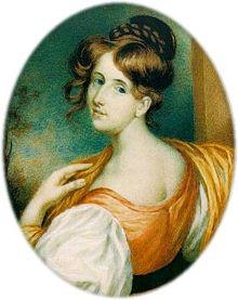 Retrato de Elizabeth Gaskell realizado por William John Thomson